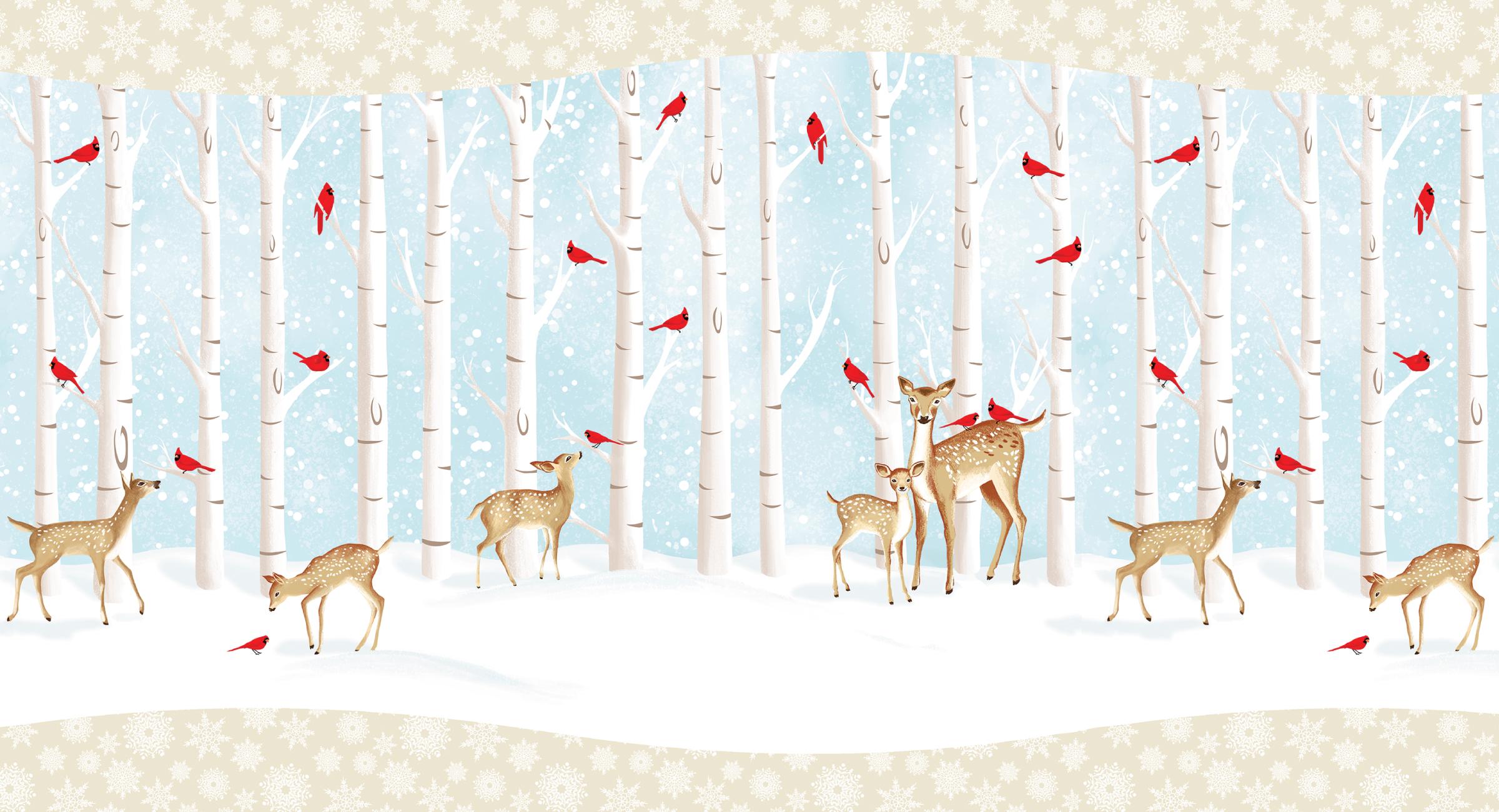 christmas-deer!